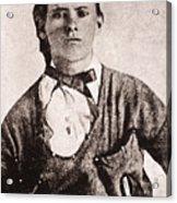 Jesse James (1847-1882) Acrylic Print