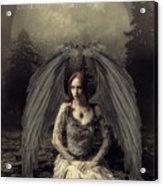 Jessica Angel Acrylic Print
