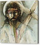 Jesus 3 Acrylic Print