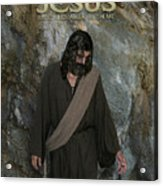 Jesus Christ- Rise And Walk With Me Acrylic Print