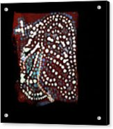 Jesus Gethsemane Acrylic Print