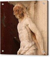 Jesus In Venice Acrylic Print