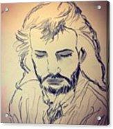 Jesus Life Acrylic Print