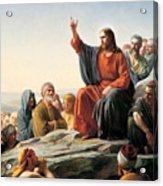 Jesus Lord Acrylic Print