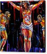 Jesus Of Nazareth Acrylic Print