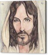 Jesus Of Nazereth Acrylic Print
