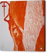 Jesus The Good Shepherd Acrylic Print
