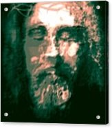 Jesus The Man Acrylic Print