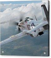 Jet Hunting Acrylic Print