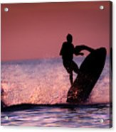 Jet Ski On Lake Erie Acrylic Print