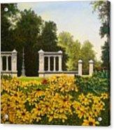 Jewel Box Gardens Acrylic Print