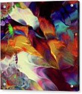 Jewel Island Acrylic Print