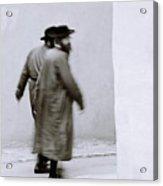 Jewish Life Acrylic Print