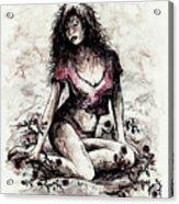 Jezebel Acrylic Print
