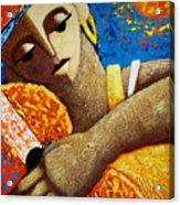 Jibara Y Sol Acrylic Print