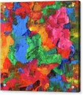 Jigsaw Acrylic Print