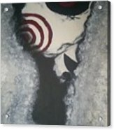 Jig, Saw, Face Acrylic Print
