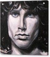 Jim Morrison - The Doors Acrylic Print