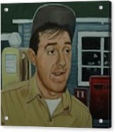 Jim Nabors As Gomer Pyle Acrylic Print
