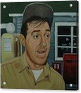 Jim Nabors As Gomer Pyle Acrylic Print