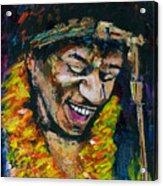 Jimi Hendrix Acrylic Print