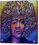 Jimigroove Acrylic Print
