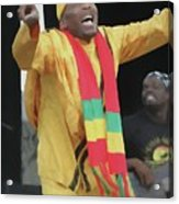 Jimmy Cliff Painting Acrylic Print