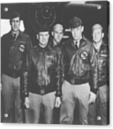 Jimmy Doolittle And His Crew Acrylic Print