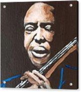 Jimmy Garrison Acrylic Print