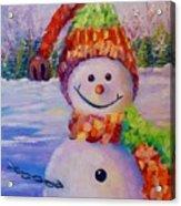 Jingle Bell II Acrylic Print