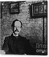 J.j. Thomson, English Physicist Acrylic Print