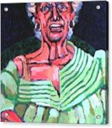 Joan Kierkegaard Acrylic Print