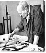 Joan Miro (1893-1983) Acrylic Print