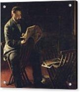 Joaquim Cabot I Rovira Acrylic Print