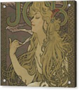Job, 1896 Acrylic Print