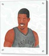 Joe Johnson  Acrylic Print