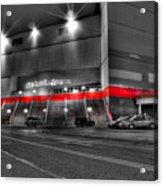 Joe Louis Arena Detroit Mi Acrylic Print