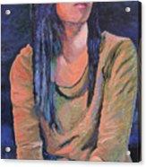 Joeliz Acrylic Print