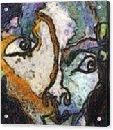 Joey 2 Acrylic Print