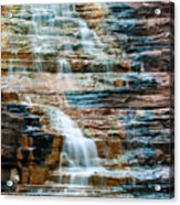 Joffre Gorge - Karijini Np 2am-29568 Acrylic Print