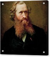 Johan Fredrik Eckersberg  Acrylic Print