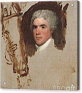 John Bill Ricketts Acrylic Print