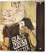 John Brown Selfie  Acrylic Print