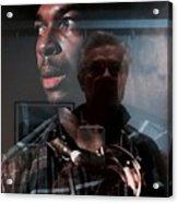 John Coltrane And Me Acrylic Print
