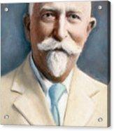 John H. Kellogg, 1852-1943 Acrylic Print