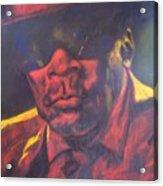 John Lee Hooker Acrylic Print