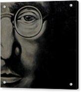 John Lennon - Peace Acrylic Print