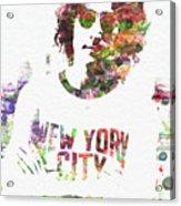John Lennon 2 Acrylic Print