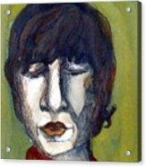 John Lennon As An Elf Acrylic Print