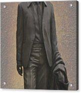 John Lennon N F Acrylic Print
